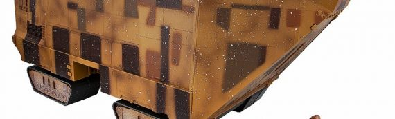 DISNEY – Droid Factory Sandcrawler Playset