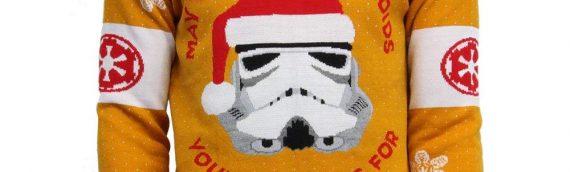 Un petit pull Star Wars pour l'hiver ?