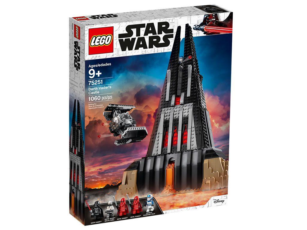 75251 LEGO DarthVader Castle
