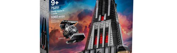 LEGO – 75251 le château de Dark Vador en promo sur Amazon