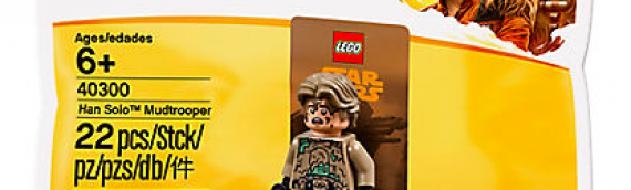 LEGO – Polybag Han Solo Mudtrooper disponible sur le Shop@Home