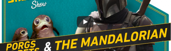The Star Wars Show – The Mandalorian et le plein de Porgs