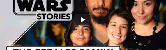Our Star Wars Stories: The Perales Family