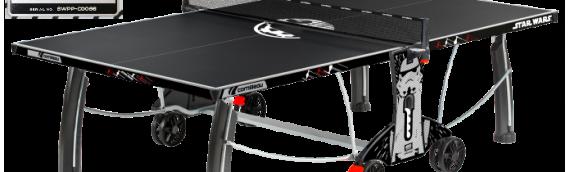 Une table de Ping Pong Star Wars en édition limité