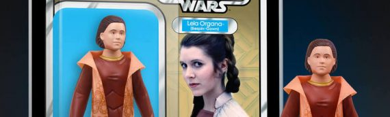 Gentle Giant – Jumbo Kenner Princess Leia Bespin