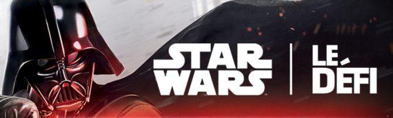 Relevez le Défi Star Wars sur MYTF1.fr