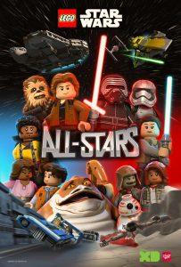 Poster LEGO Star Wars All-Stars