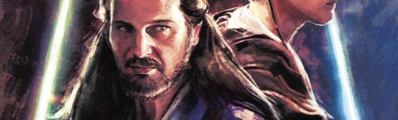 La couverture du roman Master and Apprentice dévoilée