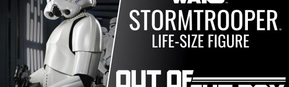 Sideshow Collectibles – Stormtrooper Life Size Opening vidéo