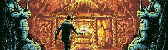 ACME Archives & Dark Ink: Indiana Jones à l'honneur!