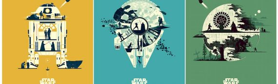 DarkInArt – Tryptique Star Wars par Ferguson