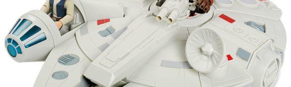 Disney ToyBox – Le Faucon Millenium