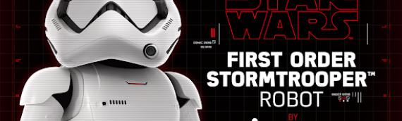 UBTECH – Le premier robot Stormtrooper est disponible