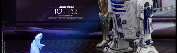 HOT TOYS – R2-D2 Deluxe Sixth Scale Figure