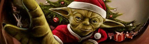 Artwork – Yoda Christmas par Christian Waggoner