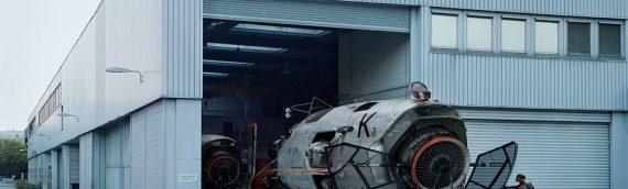 Cedric Delsaux – Dark Corporation K technical Center