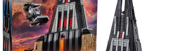 LEGO STAR WARS- Le Chateau de Dark Vador en solde pour le Black Friday
