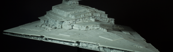 eFX Collectibles – ANH Star Destroyer Studio Scale Replica disponible en précommande