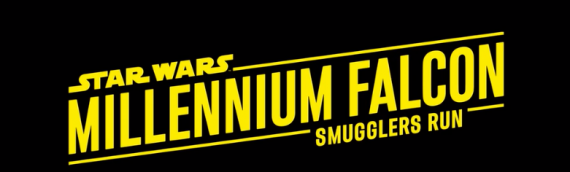 Disney Star Wars Galaxy Edge – Millennium Falcon: Smugglers Run ride