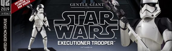 Gentle Giant – Stormtrooper Executioner 1:6th Scale Statue