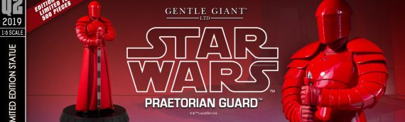 Gentle Giant – Praetorian Guard 1:6th Scale Statue
