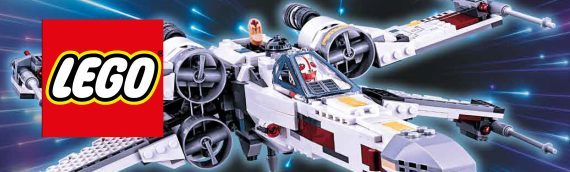 LEGO : Le X-Wing Life-Size débarque en FRANCE