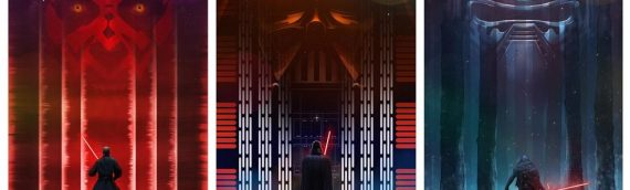 Dark In Art – Le plein de nouveaux artworks Star Wars