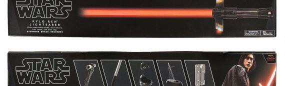 Disney Store – Deux nouveaux sabres laser bientôt disponibles
