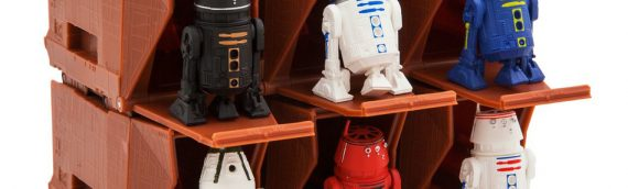 DISNEY – Star Wars Droids Sandcrawler Blind Pack