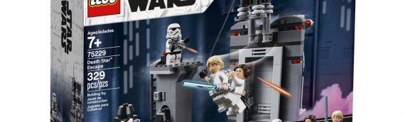 LEGO – Tous les sets Star Wars de Janvier 2019