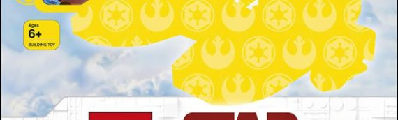 LEGO – LEGO Star Wars Build Your Own Adventure Galactic Missions