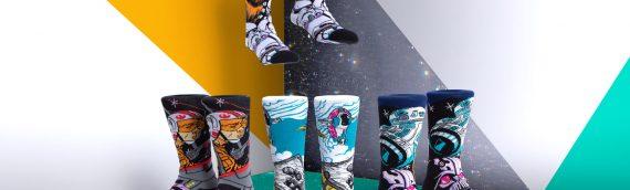STANCE – Une nouvelle gamme de chaussettes Star Wars tout en couleur