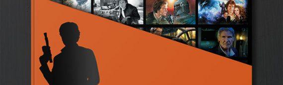 Sideshow Collectibles: Précommande du livre Star Wars Icons: Han Solo