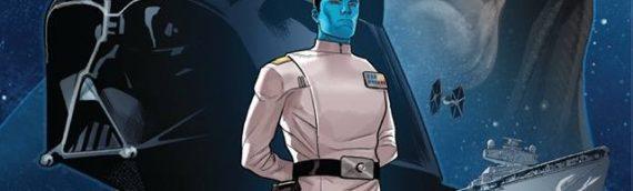 Panini Comics – Star Wars Thrawn est disponible