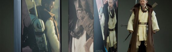 Sideshow Collectibles – Obi Wan Mythos Sixth Scale Figure dévoile sa version de production