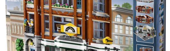 LEGO – CREATOR 10264 Corner Garage