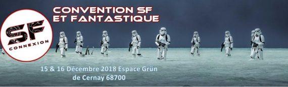 Convention: SF-Connexion 9ème édition Organisé par Le 68ème Impérial