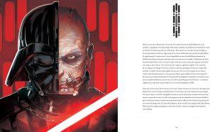 Hachette Star Wars le coté obscure