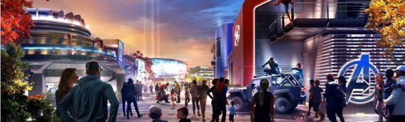 """Disneyland Paris en attendant Star Wars place à """"Marvel Land"""""""