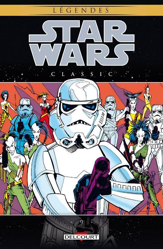 Delcourt Star Wars Classic