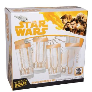 SOLO - A Star Wars Story verres