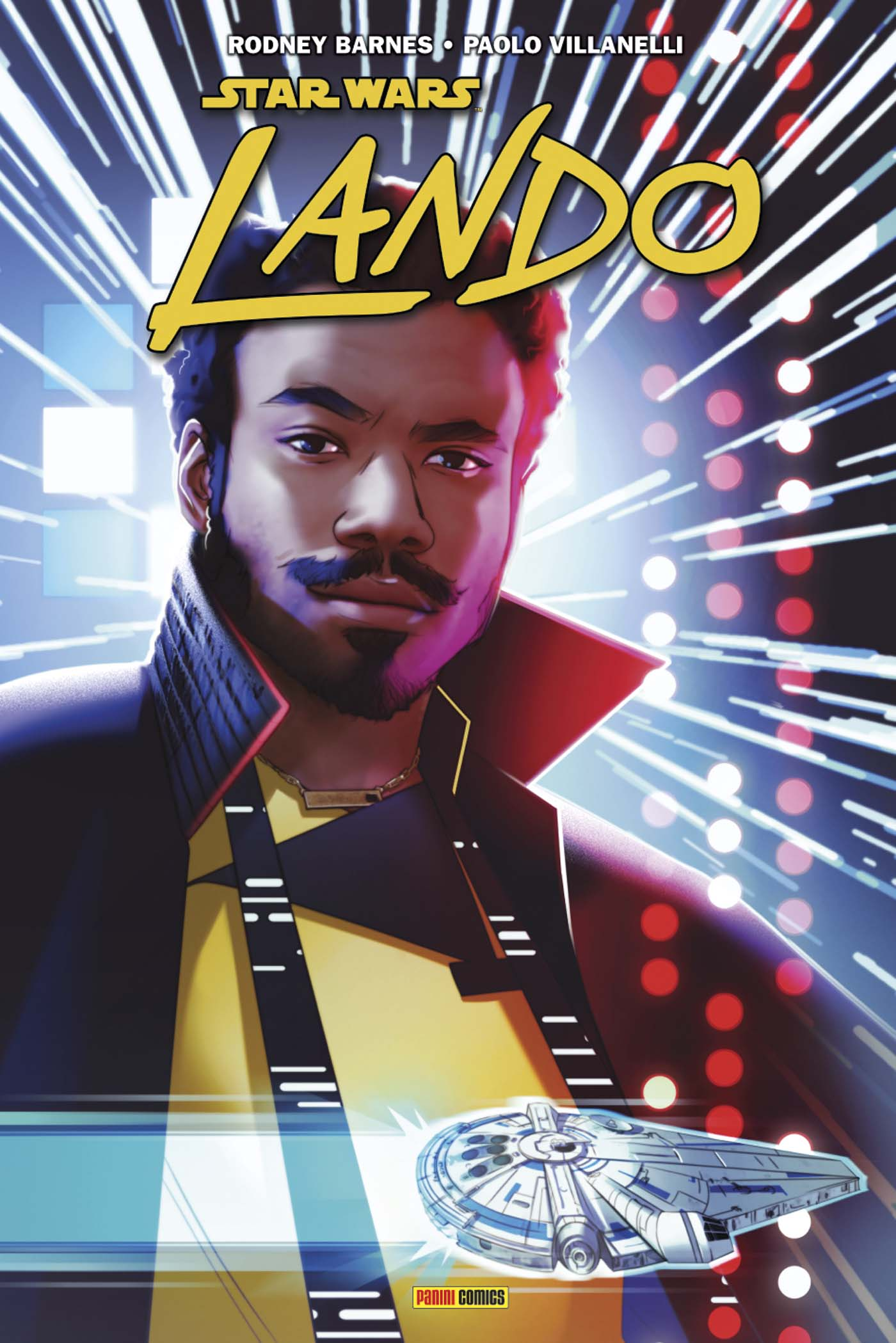 PAnini Lando quitte ou double
