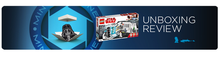 Unboxing Lego Hoth Medical Chamber