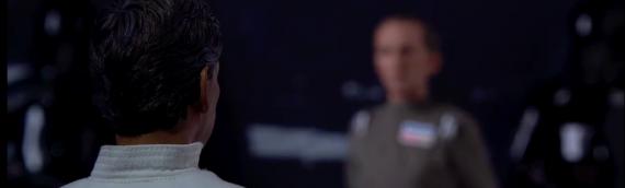 HOT TOYS – Le Directeur Krennic Sixth Scale Figure dans un teaser