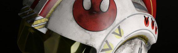 ANOVOS – Le casque de Luke Skywalker est de nouveau disponible en précommande