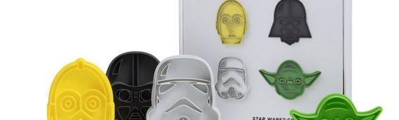 W&P Design – Le plein d'accessoires de cuisine Star Wars
