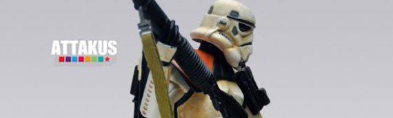 ATTAKUS – Sandtrooper Elite Collection Statue