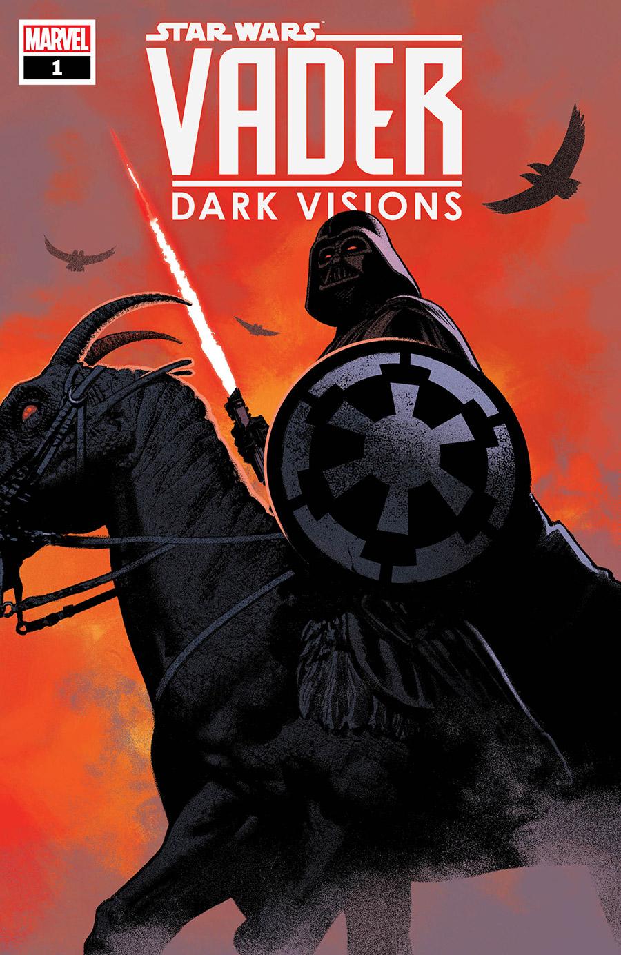 Marvel Star Wars Dark Visions