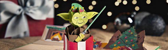 Des cartes de voeux Star Wars exceptionnelles