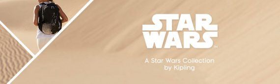 Star Wars collection par Kipling